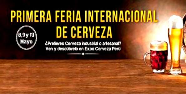 Expo Cerveza Perú