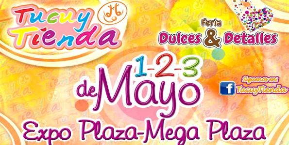 """Feria """"Entrenegocios Dulces y Detalles Lima 2015"""""""