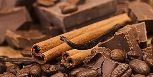 Chocolate y corazón