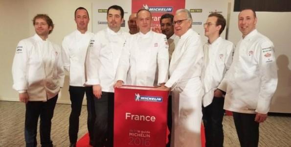 Alain Ducasse recupera su estrella
