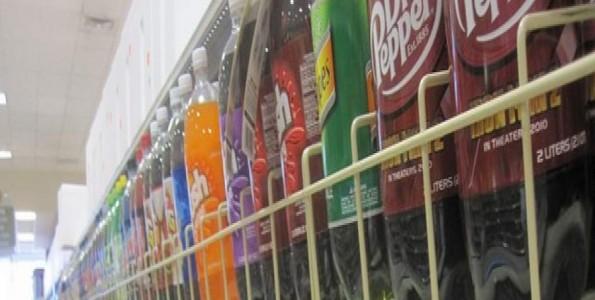 Bebidas y alimentos azucarados