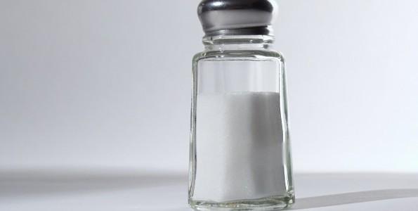 Reducir la sal en las comidas