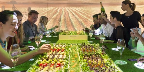 Alta gastronomía y realidad aumentada