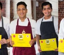 Jóvenes talentos de la cocina peruana