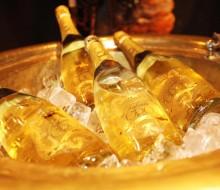 Champagne de 23 kilates