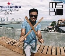 Dos peruanos compiten en la semifinal de San Pellegrino Young Chef 2015