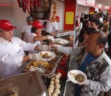 Feria gastronómica de Tumbes
