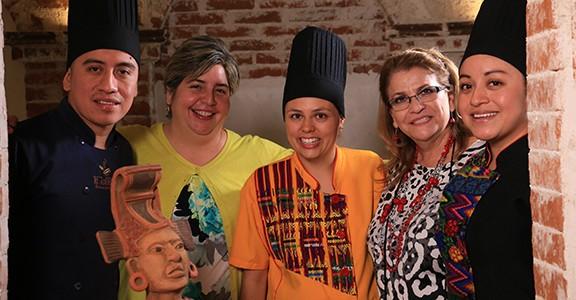 Gastronomía maya sorprenderá en FIBEGA Buenos Aires