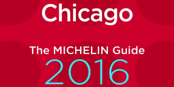 La guía Michelin Chicago 2016