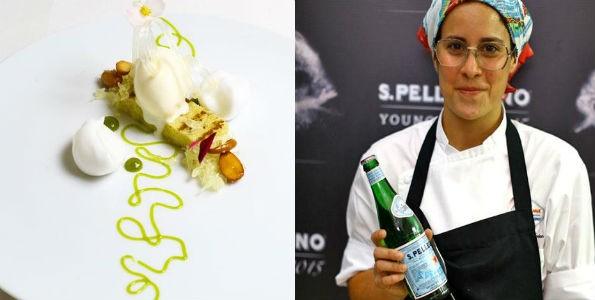 La peruana Majo Jordán, mejor chef joven de Latinoamérica