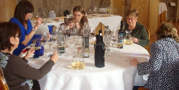 Los mejores vinos de mujer