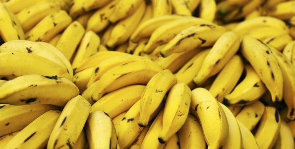 La exportación de plátanos crece un 34%