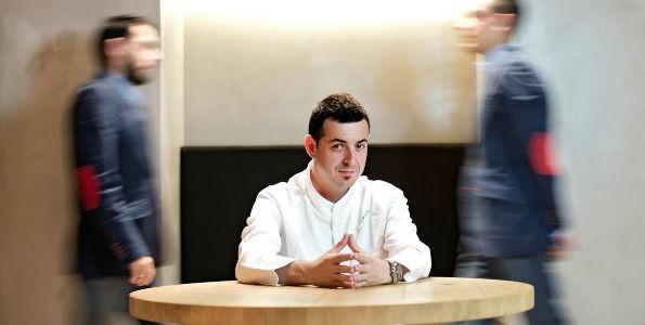 Ricard Camarena: de trompetista a cocinero de éxito