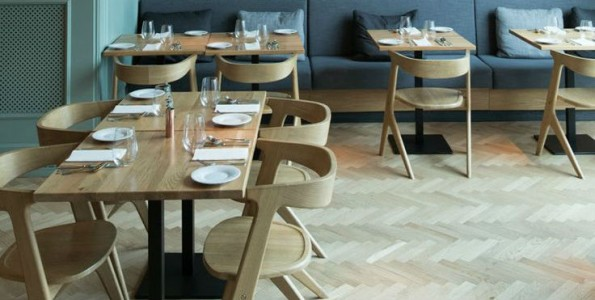 Interiores de Restaurantes