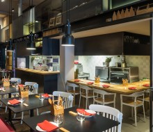 Dos pebrots, nuevo restaurante de Albert Raurich