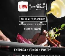 Lima Restaurant Week