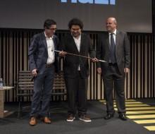 Acurio, Premio Extraordinario al Emprendedor
