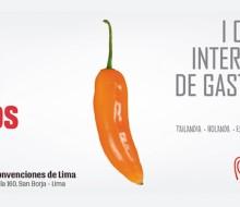 Primer Congreso Internacional de Gastronomía con invitados de primer nivel