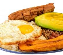 Los platos más típicos de Colombia