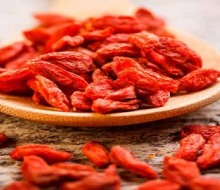 Bayas de goji: fruto exótico y saludable
