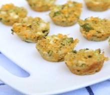 Bocaditos de brócoli