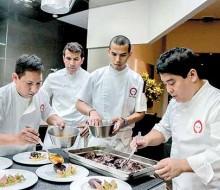 Peruanos en el Congreso de Chefs de Nueva York