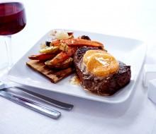 Gastronomía española en el aire