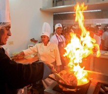 V Congreso Internacional de Gastronomía: Una fusión hecha pasión