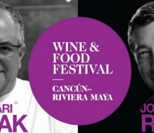 Wine & Food Festival Cancún 2015