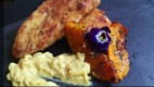 Receta de Pollo Adobado con Curri